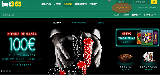 Bet365-Perú-casino